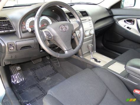 2009 Toyota Camry Interior Charcoal Interior 2009 Toyota Camry Se Photo 56854925