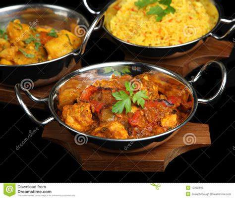curry payment plan indian curry meal royalty free stock photo image 10330495