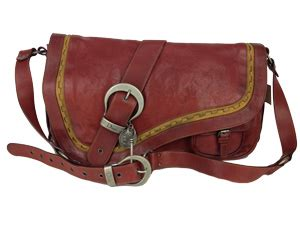 Gaucho Boston Bag by Brandtop 100 Authentic