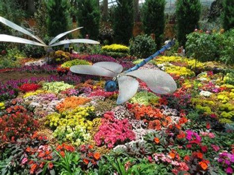 waterfalls for backyard beautiful japanese flower gardens
