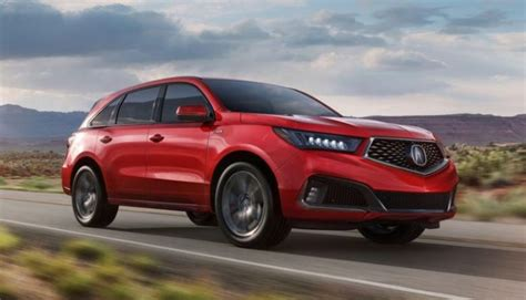 2020 Acura Mdx Hybrid by 2020 Acura Mdx Redesign Release Date Hybrid 2020