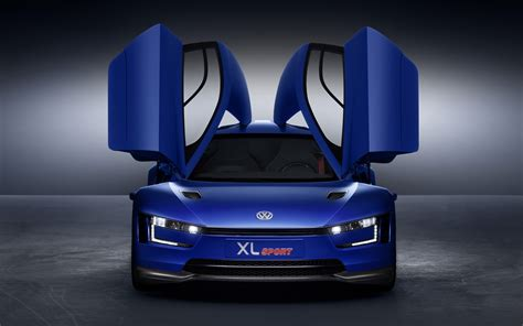 new volkswagen sports car new volkswagen xl sport concept car model photos hdcarwalls