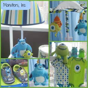 monsters inc baby shower ideas listos para un baby