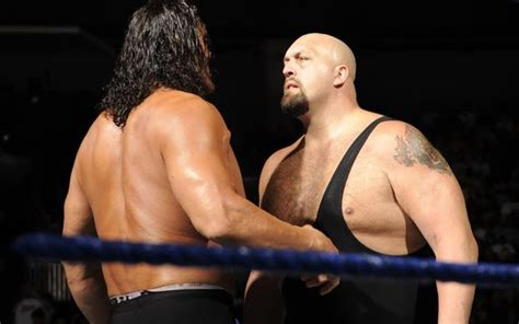 Batista Bench Press Giant Heat Real Backstage Fight Between The Big Show
