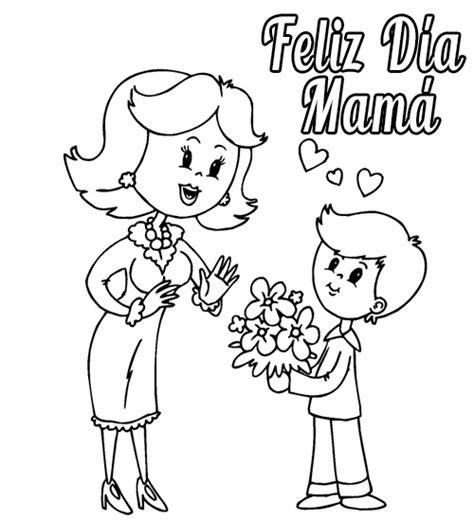 Dibujos Dia De La Madre Para Colorear | dibujos del dia de la madre para colorear cheap dibujos