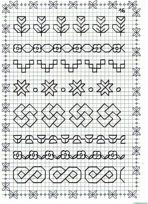 cenefas cuadricula cenefas dibujos en cuadr 237 cula para imprimir web del