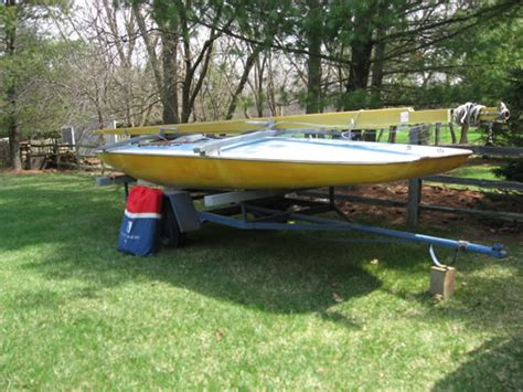 wooden scow for sale melges ladyben classic wooden boats for sale