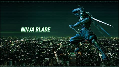 wallpaper abyss games 1 ninja blade hd wallpapers backgrounds wallpaper abyss