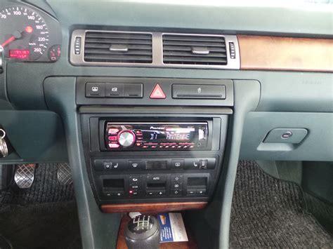 Autoradio Audi A6 by Radioblende 1 Din Audi A4 A6 A8 16014 281320 04