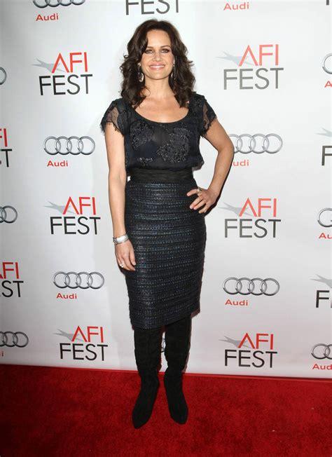 Carla My November by Carla Gugino At I Melt With You Screening At Afi