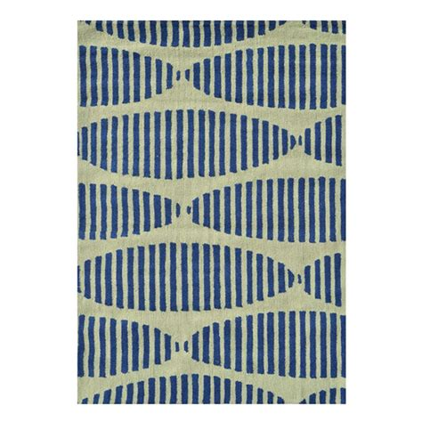 Home Design 7 X 10 by Filament Design Stamps Navy 7 Ft X 10 Ft Indoor Area Rug
