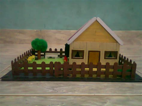 ayu s crafts house sticks