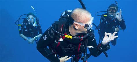 dive master der divemaster kurs www deepdivemexico