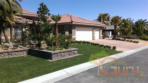 triyae backyard landscaping las vegas various