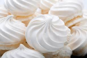meringues recipe epicurious com