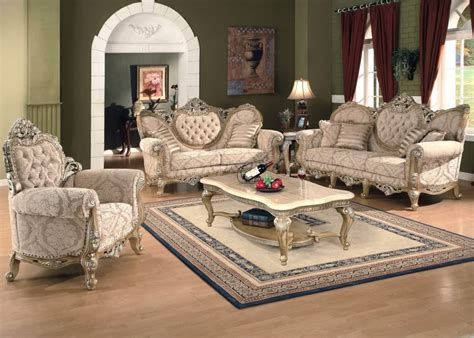 Luxury Living Room Furniture Collection Kalonice Luxury Formal Living Room Furniture Set