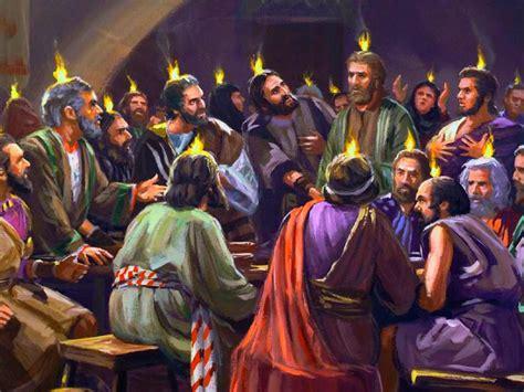 reflections  fr john picinic pentecost remember
