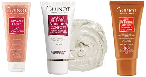 Make Up Guinot getting your skin racing ready with guinot couturing