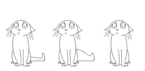 cat base sad kitten by clsabases on deviantart