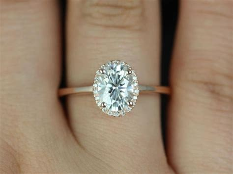 Wedding Bands For Oval Engagement Ring by Oval Engagement Rings And Wedding Bands On