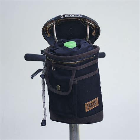Tas Sepeda Handlebar Brompton Souma tas sepeda saddle bag bike bag cycle bag tas sepeda brompton brompton bag brompton