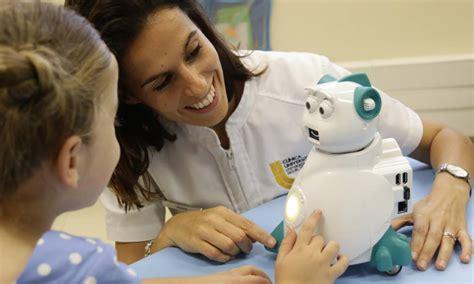 imagenes niños con autismo los robots que aman a los ni 241 os con autismo ciencia el