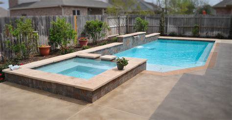 designer pools bryan college station custom pool design photos brazos valley