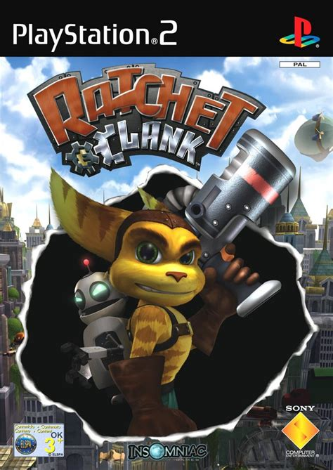 Ratchet Clank In Time Ps3 Reg 1 ratchet clank sur playstation 2 jeuxvideo