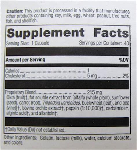 Small Intestine Detox Marshmallow And Pepsin by Okra Pepsin Small Intestine Cleanse Celiac Crohn S