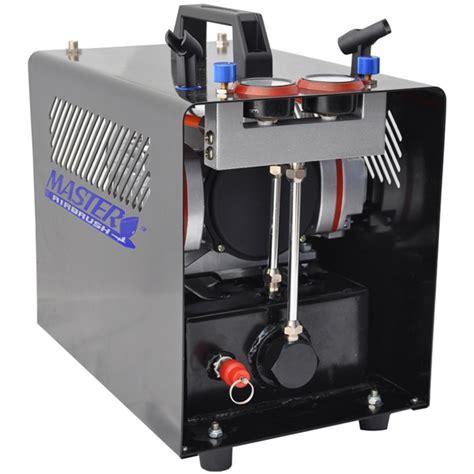 pro airbrush set kit w 6 airbrushes air compressor holder hobby t shirt