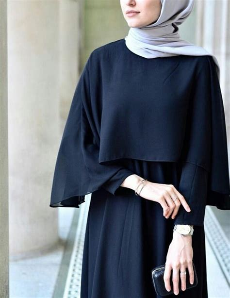 Baju Lebaran Black 50 model baju lebaran terbaru 2018 modern elegan