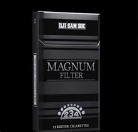 Rokok Soerna Magnum Filter 12 234 magnum filter warung my id