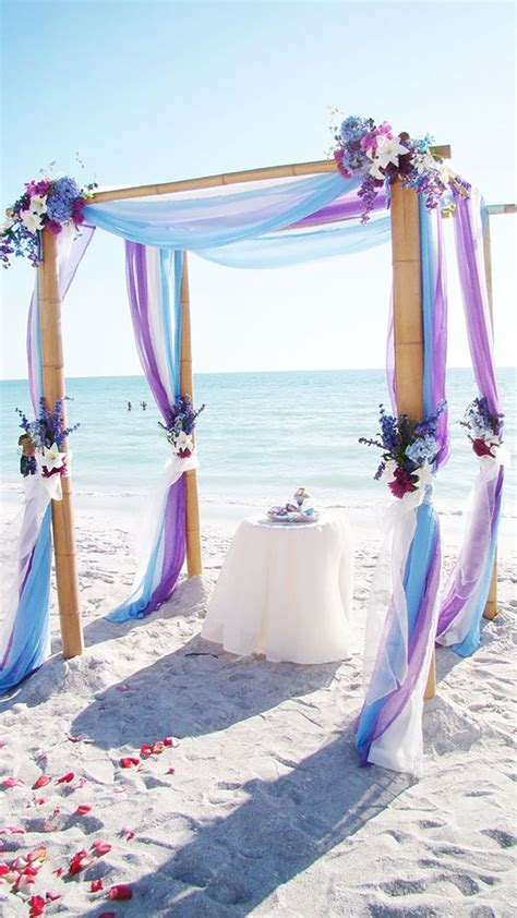 blue and purple colour scheme wedding ideas by colour chwv