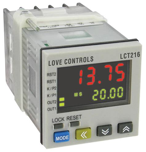 Timer Counter Digital new series lct216 three devices in one counter timer