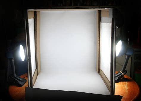 what is white light how to create an inexpensive photography lightbox 15 steps