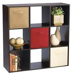 Canadian Tire Bookshelves Canadian Tire For Living Cube Shelving Unit Brown