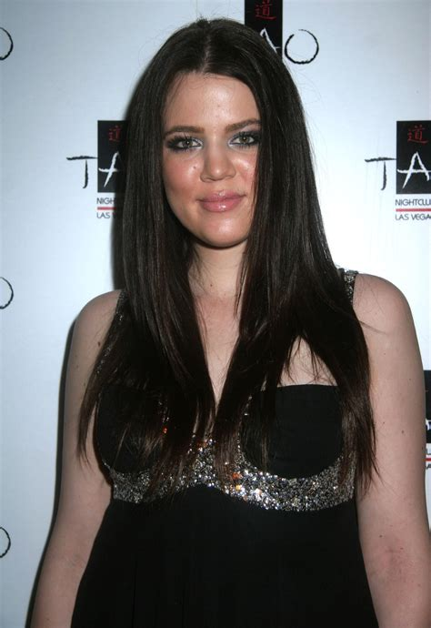 khloe kardashian report khloe kardashian has had extensive plastic surgery to look less like her rumored birth