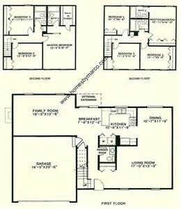 Small Castle Floor Plans New Castle Model In The Farmingdale Village Subdivision In