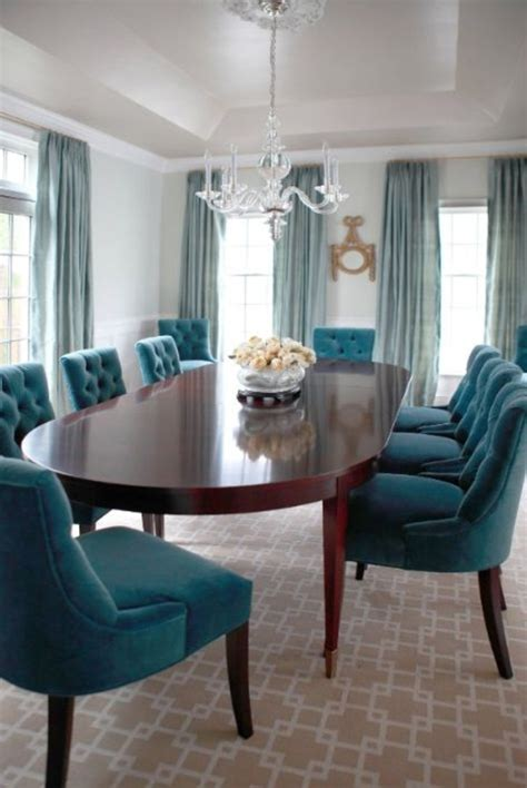 curtains turquoise let every room precious look fresh