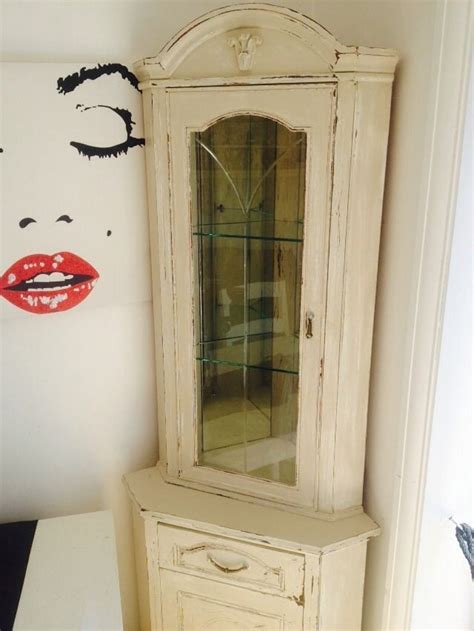 shabby chic corner cabinet 17 best images about furniture on corner china