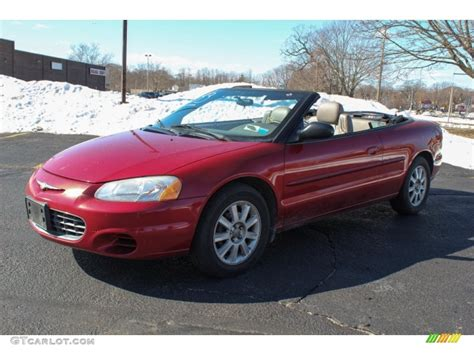 Chrysler Sebring Convertible 2002 by 2002 Chrysler Sebring Gtc Convertible Exterior Photos