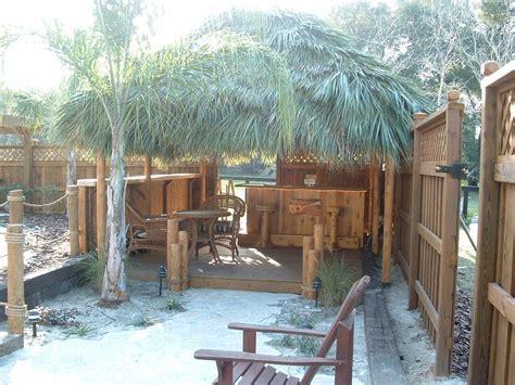 Tiki Hut Kits Florida by Ocala Florida Tiki Hut Bar 20 X 12 Tiki Hut 8