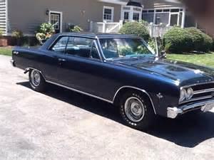 1965 Chevrolet Chevelle For Sale 1965 Chevrolet Chevelle For Sale In Chesterfield Va