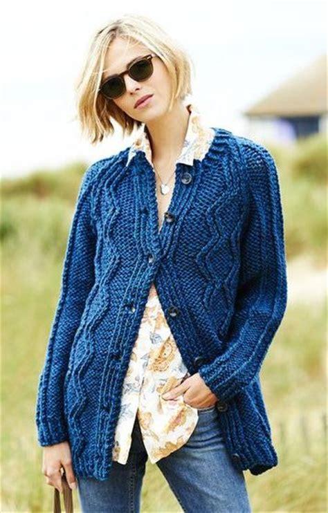 knitting pattern baby sweater bulky yarn bulky cardigan pattern full zip sweater