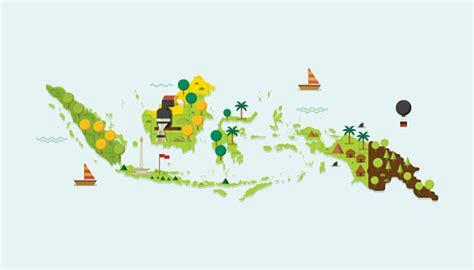 flat design indonesia xl bebas liburan caign on pantone canvas gallery