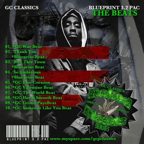 Gc Ckasic gc classics blueprint 3 2 pac the beats mixtape