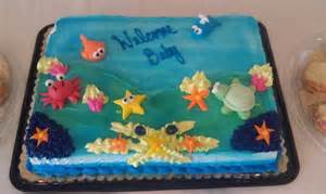 the sea baby shower cake baby showers