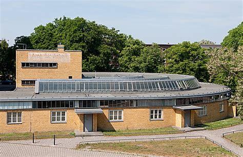 Bauhaus Dessau Walter Gropius by Employment Office By Walter Gropius 1928 29 Bauhaus