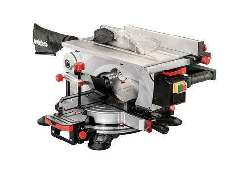 12 Inch Table Saw by Metabo Kgt 305 M 240v 12 Inch Crosscut And Table