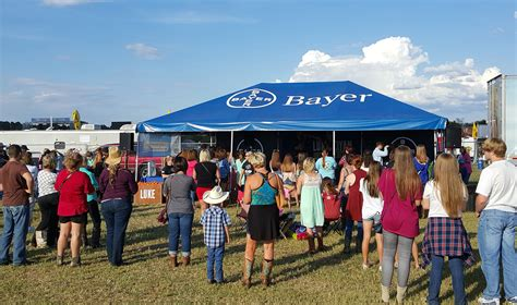 luke bryan farm tour bayer and luke bryan get ready to kick up the dust on farm